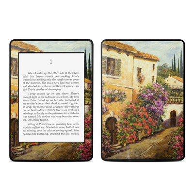 Amazon Kindle Paperwhite Skin - Via Del Fiori