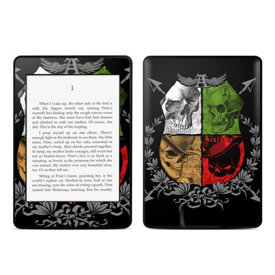 Amazon Kindle Paperwhite Skin - Devils Herald