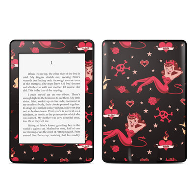 Amazon Kindle Paperwhite Skin - Devilette