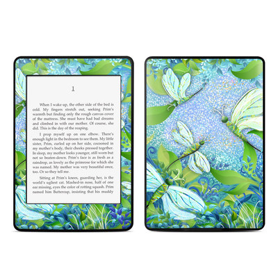 Amazon Kindle Paperwhite Skin - Dragonfly Fantasy