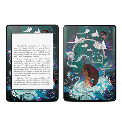 Amazon Kindle Paperwhite Skin - Distraction