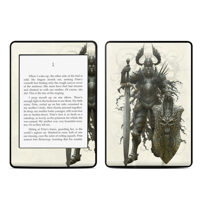 Amazon Kindle Paperwhite Skin - Dark Knight