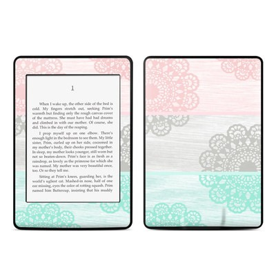 Amazon Kindle Paperwhite Skin - Doily