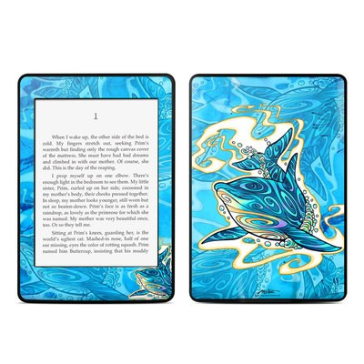 Amazon Kindle Paperwhite Skin - Dolphin Daydream