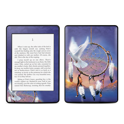 Amazon Kindle Paperwhite Skin - Dove Dreamer