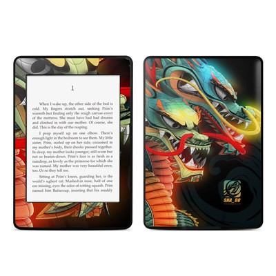 Amazon Kindle Paperwhite Skin - Dragons