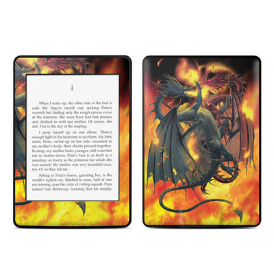 Amazon Kindle Paperwhite Skin - Dragon Wars