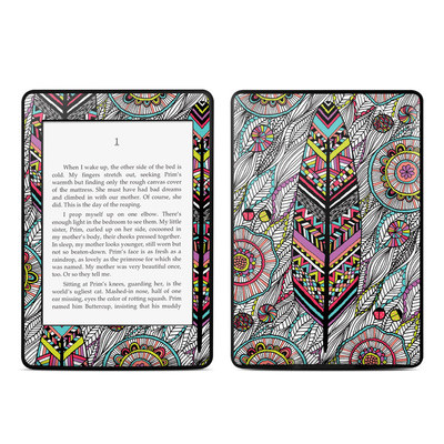 Amazon Kindle Paperwhite Skin - Dream Feather