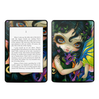 Amazon Kindle Paperwhite Skin - Dragonling Child