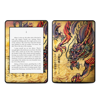 Amazon Kindle Paperwhite Skin - Dragon Legend