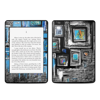 Amazon Kindle Paperwhite Skin - Dripping Walls
