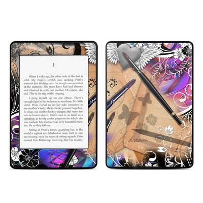 Amazon Kindle Paperwhite Skin - Dream Flowers