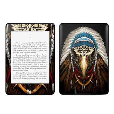 Amazon Kindle Paperwhite Skin - Eagle Skull