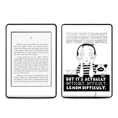 Amazon Kindle Paperwhite Skin - Easy Peasy