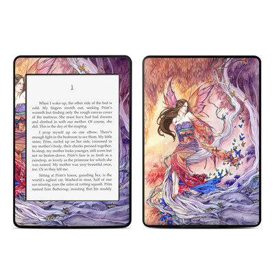 Amazon Kindle Paperwhite Skin - The Edge of Enchantment