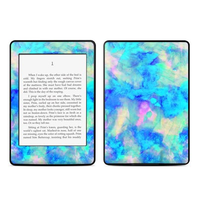 Amazon Kindle Paperwhite Skin - Electrify Ice Blue