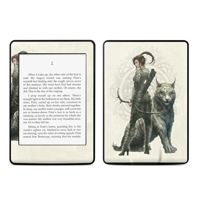 Amazon Kindle Paperwhite Skin - Half Elf Girl