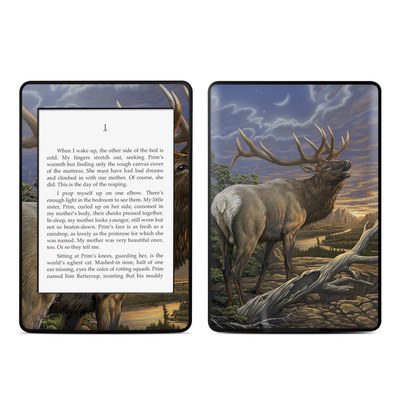 Amazon Kindle Paperwhite Skin - Elk