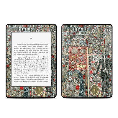 Amazon Kindle Paperwhite Skin - Everything and Nothing