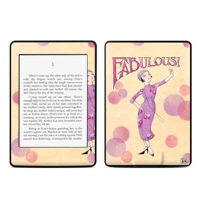 Amazon Kindle Paperwhite Skin - Fabulous
