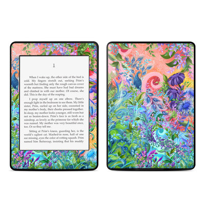 Amazon Kindle Paperwhite Skin - Fantasy Garden