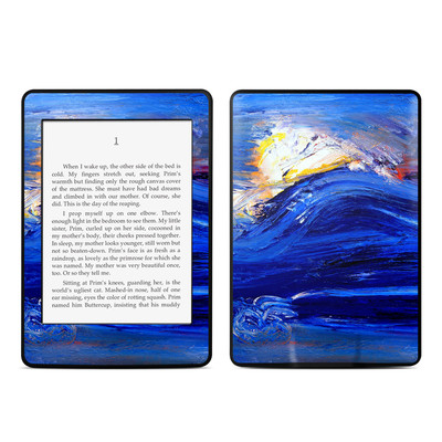 Amazon Kindle Paperwhite Skin - Feeling Blue