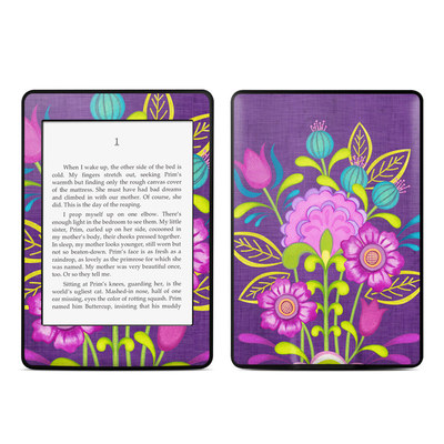 Amazon Kindle Paperwhite Skin - Floral Bouquet