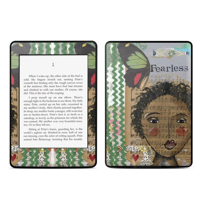 Amazon Kindle Paperwhite Skin - Fearless Heart