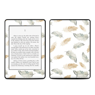 Amazon Kindle Paperwhite Skin - Feathers