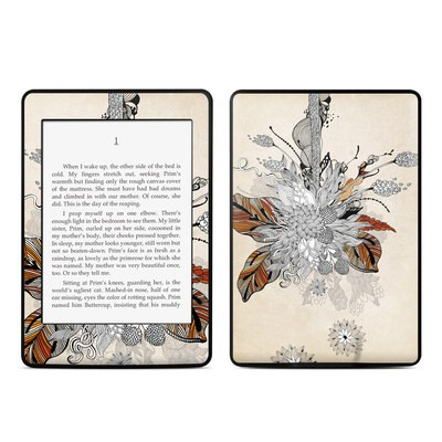 Amazon Kindle Paperwhite Skin - Fall Floral