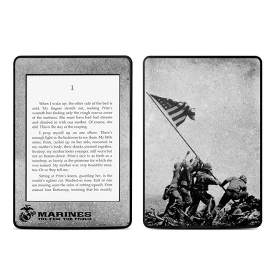 Amazon Kindle Paperwhite Skin - Flag Raise