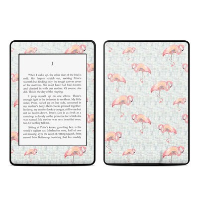 Amazon Kindle Paperwhite Skin - Flamingo Mosaic