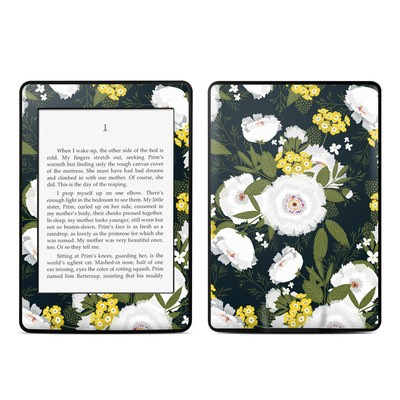 Amazon Kindle Paperwhite Skin - Fleurette Night