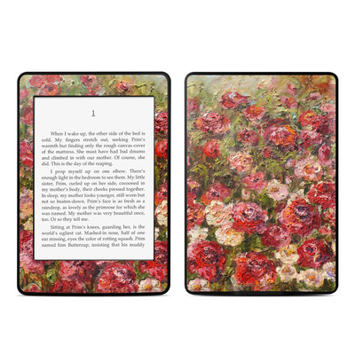 Amazon Kindle Paperwhite Skin - Fleurs Sauvages