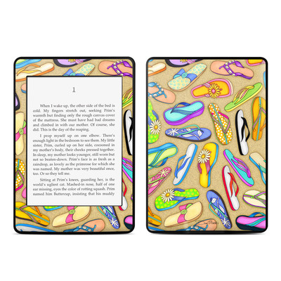 Amazon Kindle Paperwhite Skin - Flip Flops