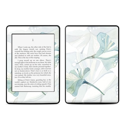 Amazon Kindle Paperwhite Skin - Floating Gingko