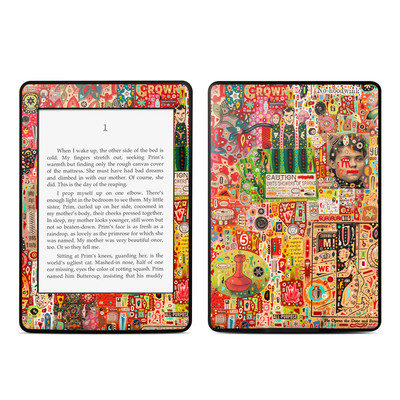 Amazon Kindle Paperwhite Skin - Flotsam And Jetsam