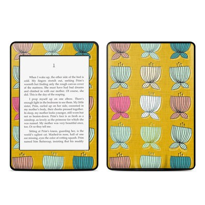 Amazon Kindle Paperwhite Skin - Flower Cups
