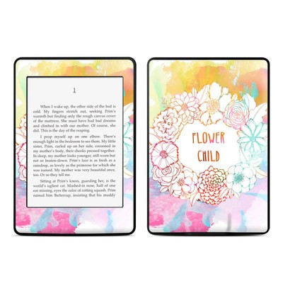 Amazon Kindle Paperwhite Skin - Flower Child