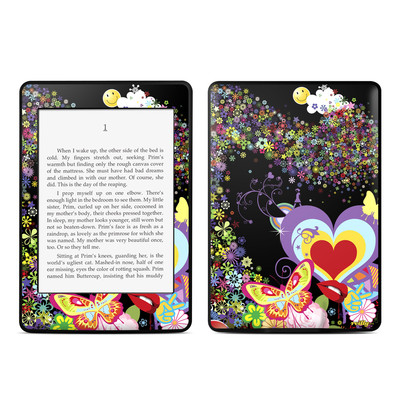 Amazon Kindle Paperwhite Skin - Flower Cloud
