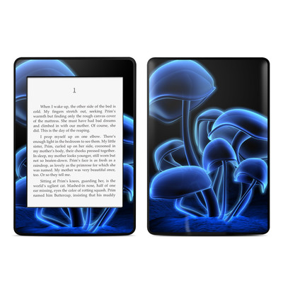 Amazon Kindle Paperwhite Skin - Fluorescence Blue