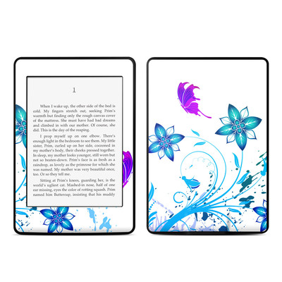 Amazon Kindle Paperwhite Skin - Flutter
