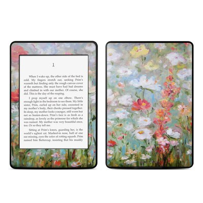 Amazon Kindle Paperwhite Skin - Flower Blooms
