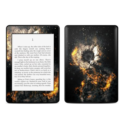 Amazon Kindle Paperwhite Skin - Flower Fury