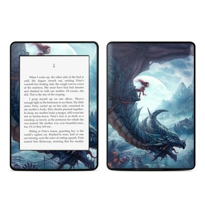 Amazon Kindle Paperwhite Skin - Flying Dragon