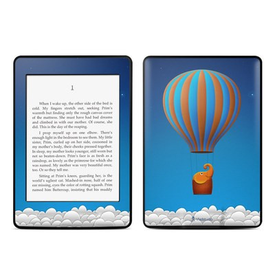 Amazon Kindle Paperwhite Skin - Flying Elephant