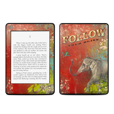 Amazon Kindle Paperwhite Skin - Follow Your Bliss