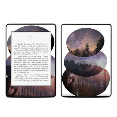 Amazon Kindle Paperwhite Skin - Forsaken Woods