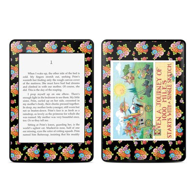 Amazon Kindle Paperwhite Skin - Forty Year Journey