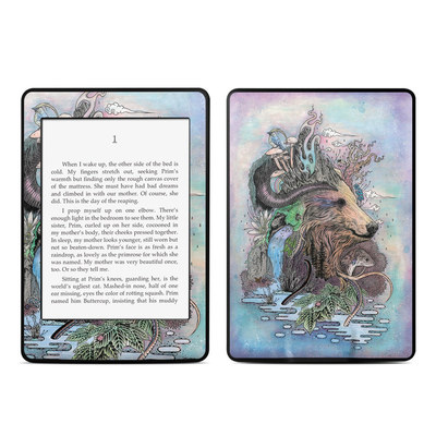 Amazon Kindle Paperwhite Skin - Forest Warden